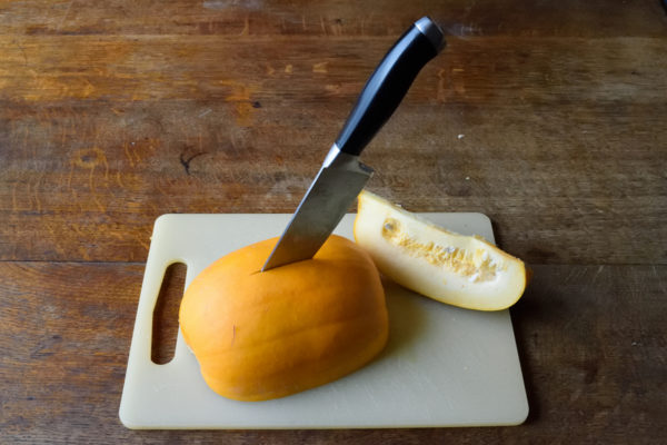 How to make: pumpkin purée.