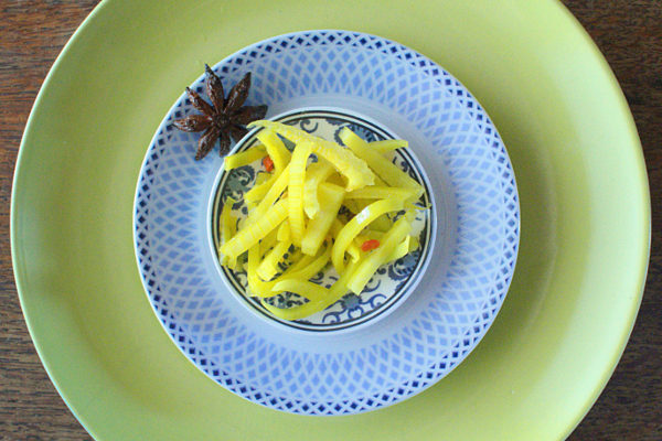 Quick Pickled Fennel
