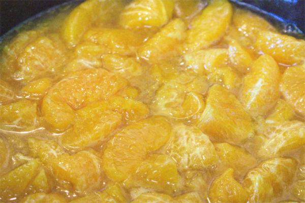 Sweet Mandarin Jam