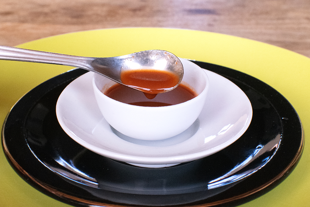 lacto-fermented chili sauce