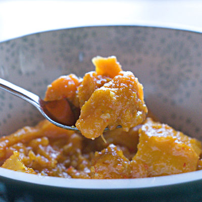 Carrot and Chili Pickle